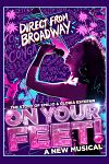 tickets for gloria estefan's on your feet